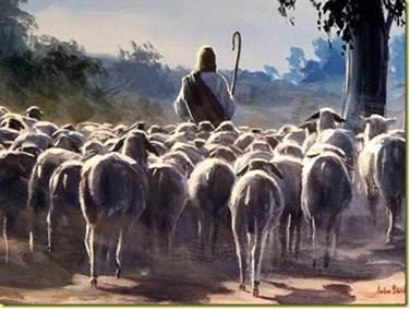 Jézus, a pásztor
